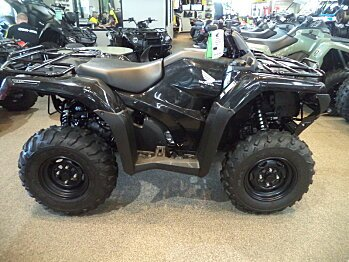 2017 Honda FourTrax Rancher 4x4 Automatic DCT IRS EPS for sale 200405389